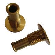 Brass rivets from Hong Kong SAR
