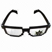 Women's Sunglasses with Plastic Frame, Suitable for Ladies, Fashionable Design