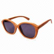 Wood sunglasses from China (mainland)