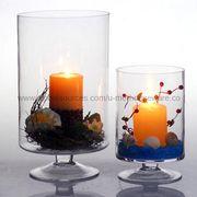 China Hurricane Glass Candle Holder