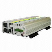 Pure Sine Wave Inverter for Household Solar Power Systems, with 2,000W Output Power