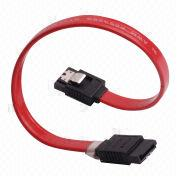 SATA Cable Assembly from Taiwan