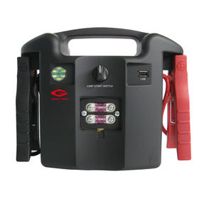 Battery Booster and Car Battery Charger from Taiwan