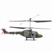 RC helicopter from Hong Kong SAR