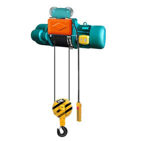 Wire Rope Electric Hoist Hebei Leader Imports & Exports Co. Ltd