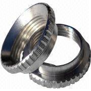 Stainless Steel Round Nuts from Hong Kong SAR