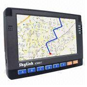 GPS car navigation systems from Taiwan