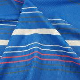 Auto Striped Pique Fabric Manufacturer