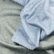 Taiwan Heather-plated Jersey Fabric, Made of 100% Poly with Wicking