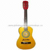 2013 New and Popular Wooden 30-inch Guitar Toy from China (mainland)