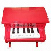 EN 71 hot and popular children's wooden mini pian Manufacturer
