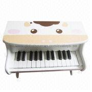 EN 71 hot and popular children's wooden mini piano toy from China (mainland)
