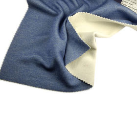 Interlock Fleece Fabric from Taiwan
