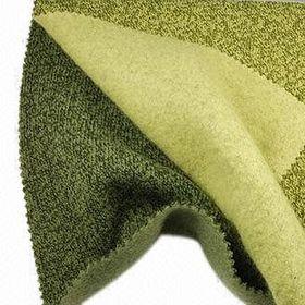 Melange Fleece Fabric Manufacturer