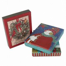 Christmas paperboard box from China (mainland)