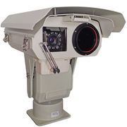 Auto Tracking Camera with Surge Protection and 750TVL Color Image Resolution