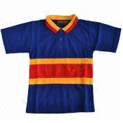 Men's pique polo shirt from China (mainland)