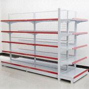 Nice Apprentice Wire Mesh Supermarket Shelf from China (mainland)