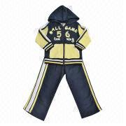 Children's Jogging Suits from China (mainland)