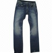 Men's Jeans from China (mainland)