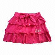 Girls' Skirt from China (mainland)