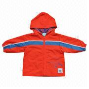 Hooded Jackets from China (mainland)