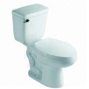 Two-piece Toilet from China (mainland)