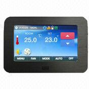 Color Touch Screen Digital Thermostats