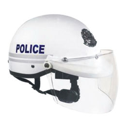 Police Motorcycle Winter Helmet from China (mainland)