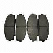 Brake disc pad from China (mainland)