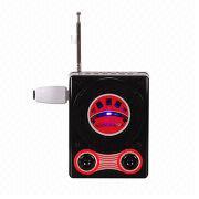 FM PLL radio from China (mainland)