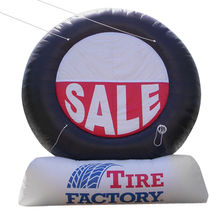 15ft inflatable tire balloon from China (mainland)