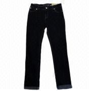 Women's jeans from China (mainland)