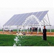 Solar pump irrigation system from China (mainland)