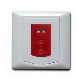 China LED Indicator Wireless Emergency Button with 9-12V DC Operating Voltages
