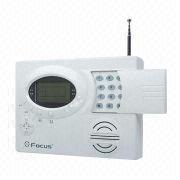 China Wireless Panel for Intruder Alarm