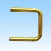 Connector pin, made of brass welding with silver contact, used for component switches from HLC Metal Parts Ltd