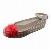 Women's Flat Dress Shoe from China (mainland)