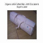 India Organic Cotton Certified Futon Shiatsu Mat