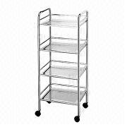 4-Tier Trolley from Taiwan