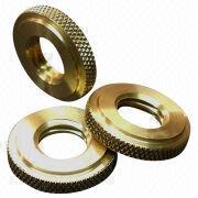 CNC machined nuts from Hong Kong SAR
