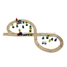 2013 wooden railway train toy Manufacturer