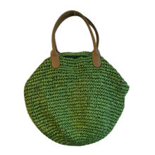 Fashionable Women's Beach Straw Bag from China (mainland)
