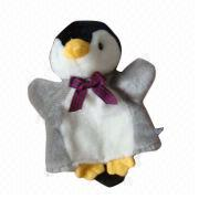 Penguin hand puppets from China (mainland)
