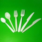 Biodegradable Cutlery from China (mainland)