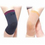 Flat Knitting Knee Support from Taiwan