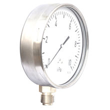 Low pressure gauge from China (mainland)