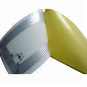 RFID Sticker,Etching Aluminum Antenna, Various Sizes are Available,Customized Printings are Accepted