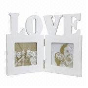 Wooden Multiple Photo Frame from China (mainland)