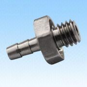 Fittings, Made of Stainless Steel, Compliant with RoHS Directive from HLC Metal Parts Ltd